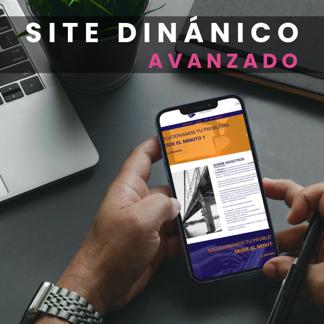 Site Dinámico Avanzado