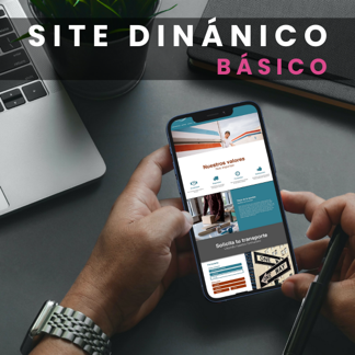 Site Dinámico Básico