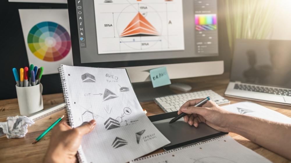 La importancia de contar con un buen diseño corporativo.
